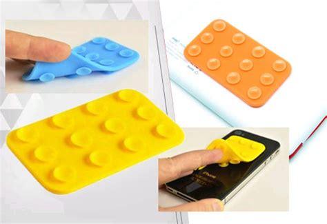 Holder Karet Gurita Hp perekat casing smartphone anti slip bisa ditempelkan