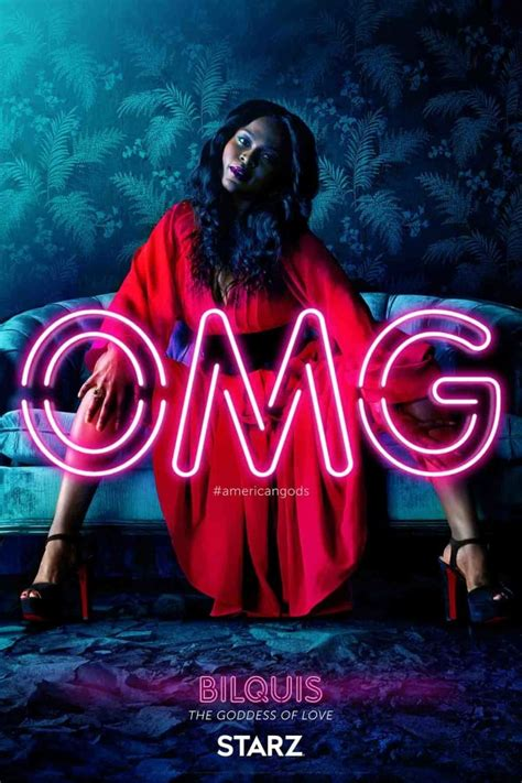 american gods cs video the american gods cast talk up the dark fantasy