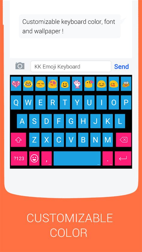 android keyboard with emoticons emoji keyboard kk emoticons android apps on play