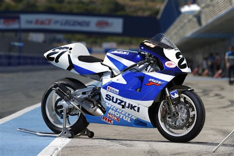 Suzuki Reading 500cc 2 Stroke Gp World Gp Bike Legends