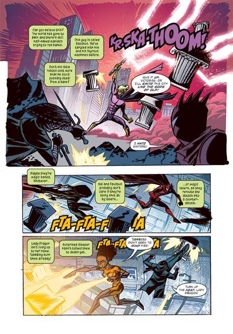 http www totaberlustig com comics 2013 07 04 minions jpg dark horse comics the victories series 2 1 page 4