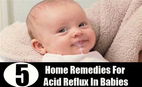 top 5 home remedies for acid reflux in babies top diy