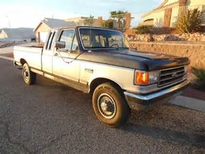F250 Ford Truck 1991 Ford F250 Xlt Lariat Truck Truck