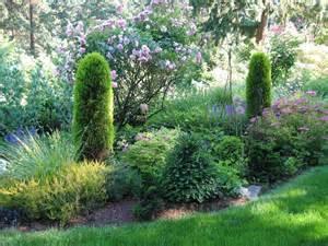 gartengestaltung englischer garten portland garden garden design photos