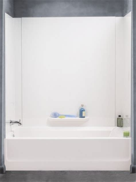 bathtub enclosure kits bathtub and surround kit 171 bathroom design