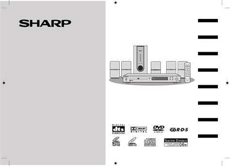 Home Theater Sharp Di Bandung sharp ht cn400dvh user s manual for free manualagent