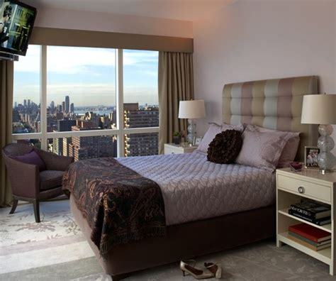 upper west side bedroom modern bedroom new york by