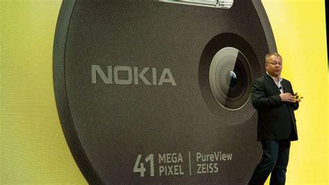 nokia lumia 1020 41 megapixel nokia unveils lumia 1020 smartphone with 41 megapixel