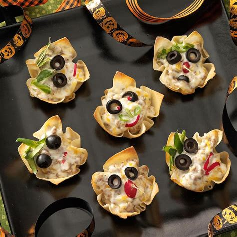 Snack Ideen by Gruselige Snacks Partyrezepte