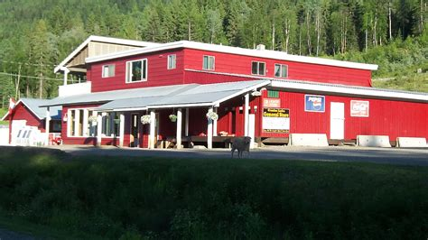 H Rv Rd by Canim Lake General Store 7296 Canim Lake Rd S Cariboo H