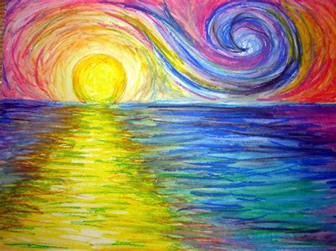 background design using oil pastel 40 beautiful oil pastel paintings