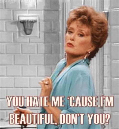 Golden Girls Memes - golden girls meme blanche hate beautiful golden girls