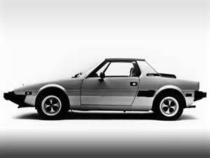 Fiat X19 Performance Fiat X1 9 The Wheels Of Steel