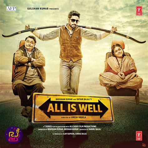 All Is Well all is well review rj aditi