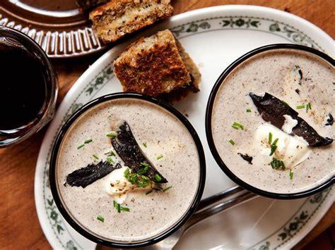 Viva White Butter Mulberry 200g portobello soup recipe with blue cheese toasties viva