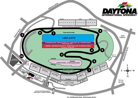 daytona track the daily hoon 2011 02 20