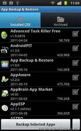 restore apps android best 6 android backup apps how to backup android files with one click