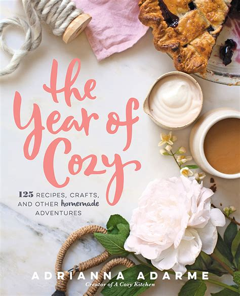 year of cozy the the year of cozy cover and pre order a cozy kitchen