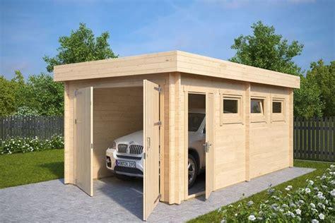 box legno auto garage legno veranda caratteristiche garage legno