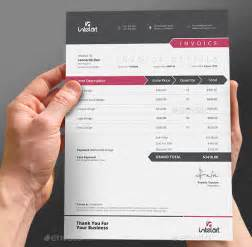 Photoshop Invoice Template by 37 Best Psd Invoice Templates For Freelancer Web