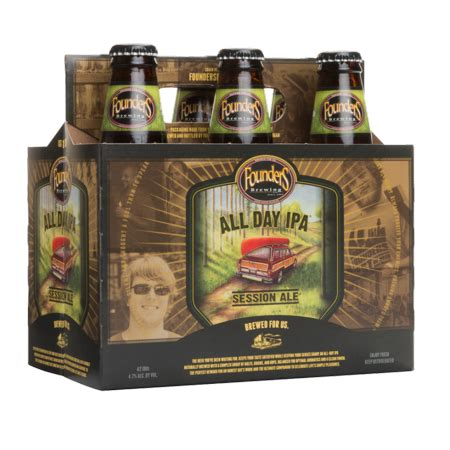 cruiser all day pale ale upc 642860200246 founders brewing co all day ipa beer