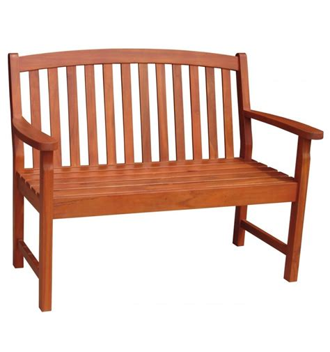 bench you 2 seater garden bench wood you furniture anderson sc