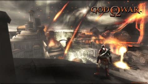 god of war ghost of sparta computer wallpapers desktop god of war 4 ghost of sparta wallpaper theme