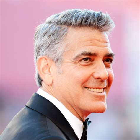 George Clooney Hairstyle by George Clooney Haircut