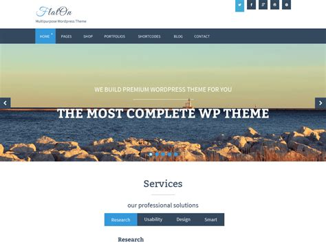 themes wordpress responsive design gratis 65 stunning responsive free wordpress themes