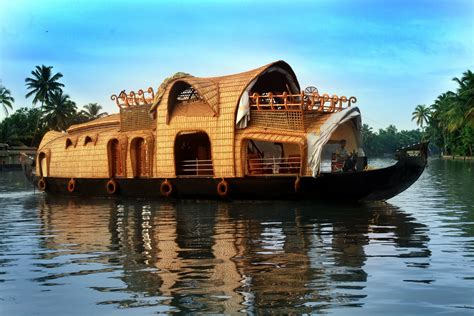 boat house alappuzha alleppey a houseboat vacation in the tranquility of