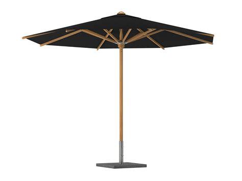 Teak Patio Umbrellas Shady Teak Garden Umbrella Shady Collection By Royal Botania