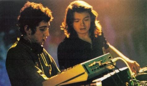 daft punk real face daft punk unmasked rare photos uncovered from first uk tour