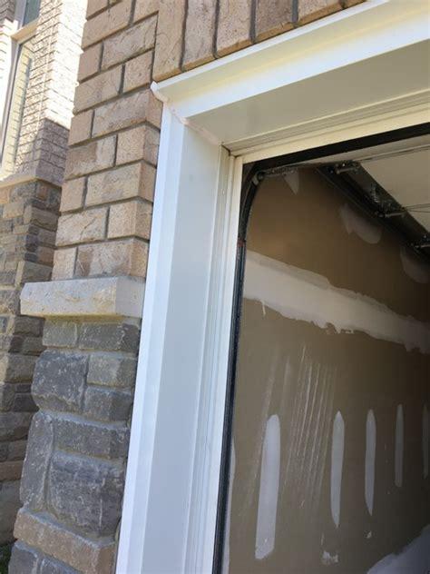 Capping Garage Door Frame Review Of Garage Door Geeks Garage Doors Hardware In Brton Homestars