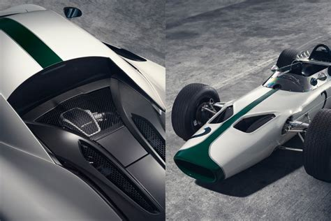 who made mclaren mclaren made a stunning special edition tribute to their