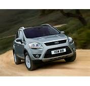 Caracter&237sticas Del Ford Kuga Modelo 2010  Coches