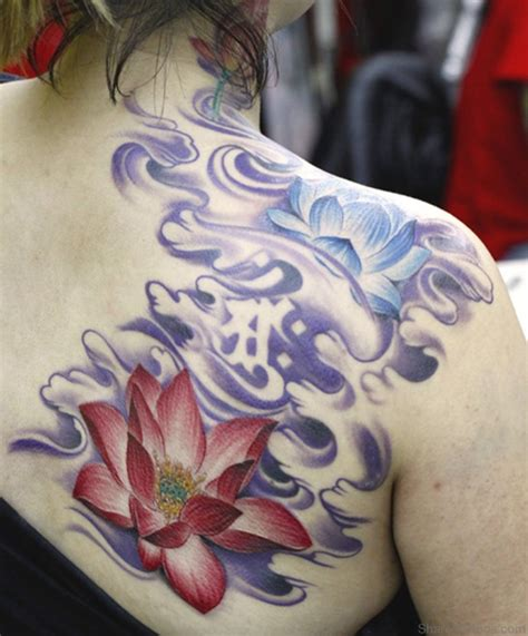japanese lotus tattoo 44 japanese lotus tattoos collection