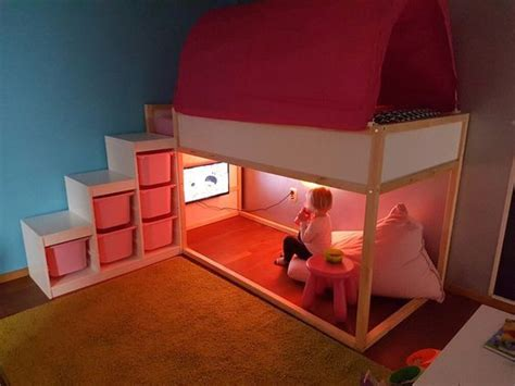 ikea kura best 25 ikea toddler bed ideas on pinterest ikea
