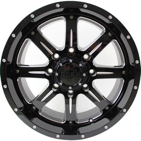 big alloy wheels gear alloy big block