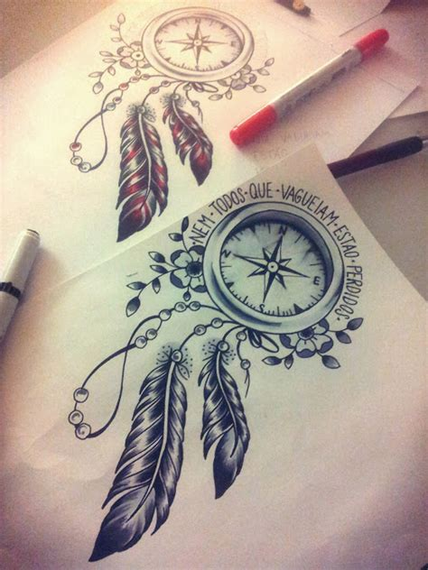 dream catcher tattoo pictures