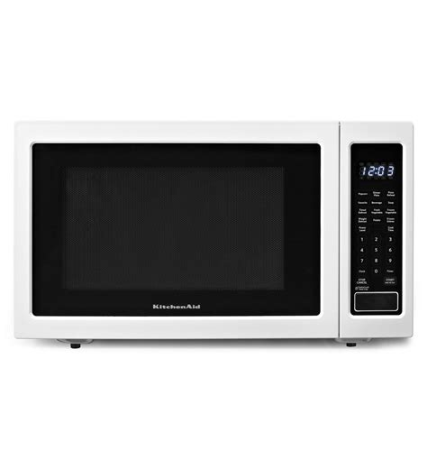 kitchenaid ykmhs120es counter top microwaves kcms1655bwh kitchenaid counter top microwave