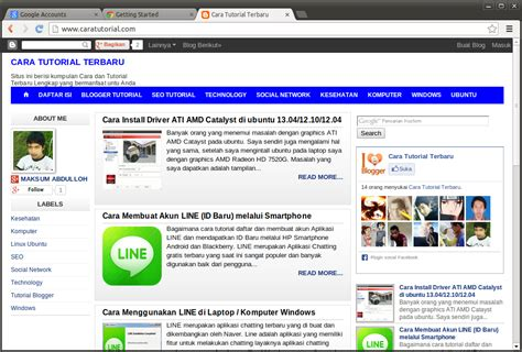 chrome ubuntu install google chrome di ubuntu 13 10 13 04