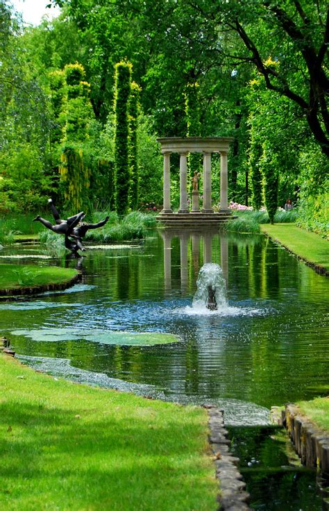 beautiful gardens images norway s most beautiful garden ramme farm vestby