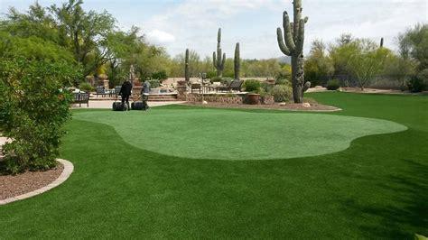 paradise valley az putting greens artificial grass