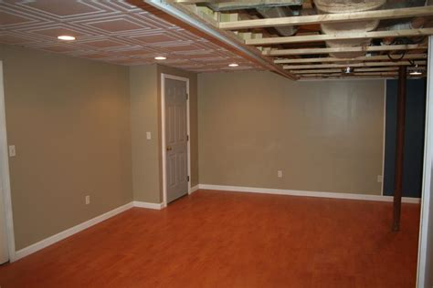 basement finish with home theater area on a budget avs