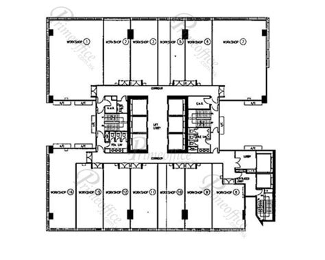 ceo office floor plan ceo tower cheung sha wan hong kong office for sale for lease