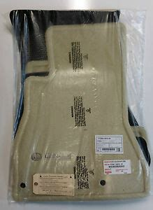 Lexus Oem Floor Mats - lexus oem factory carpet floor mat set 2002 2010 sc430