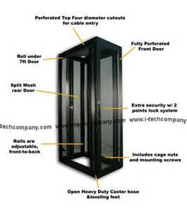42u cabinet dimensions 47u 48 quot server rack cabinet enclosures i tech company
