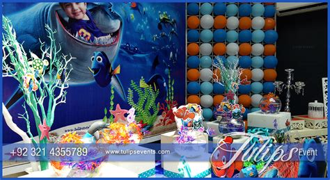 Nemo Decorations by Finding Nemo Decor Tips Ideas In Lahore Pakistan