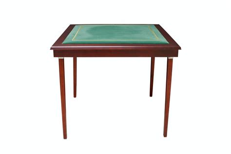 dal italy chess bridge card table size