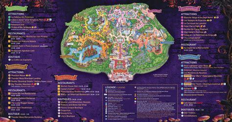 disneyland paris map halloween dlp town square disneyland paris news